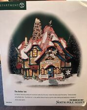 """Department 56, North Pole, """"The Antler Inn"""", #56.56744 2002 excellent with box"""