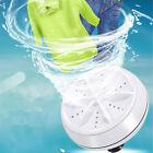 USB Mini Washing Machine Portable Ultrasonic Turbine Laundry Washer Travel Home photo