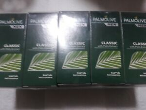 10 X PALMOLIVE SHAVING STICK FOR MEN 50G CLASSIC WITH PALM EXTRACT