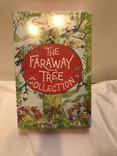 Enid Blyton The Magic Faraway Tree Collection 4 Books Box Set Pack (Up The Faraw