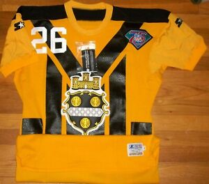 1994 Steelers Woodson Team Issued Auth Jersey Sz 46 Starter Berlin WI 75th TBTC