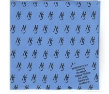 (GN828) Nonstop Vol 1 ft Boxsaga, Caspa Codine, Ed Lallq, Spektrum etc - DJ CD