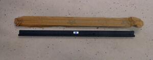 NOS 1987 1988 Ford Thunderbird Door Sill Plate black E7SZ-6313208B