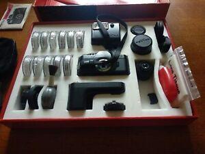 +++ Pentax auto 110 camera complete set kit. Exc. condition. No Reserve +++