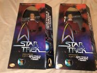 "Star Trek II Wrath Of Kahn Kirk And Spock 12"" Action Figures"