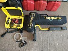 Schonstedt TraceMaster Ii Metal Magnetic Locator w/ Case