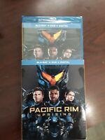 Pacific Rim: Uprising (Blu Ray/DVD)