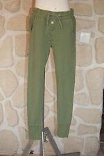 tregging enfant vert neuf de D-ZINE JEANS taille 11-12 ans (152/158cm)