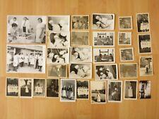 Konvolut 31 alte Fotos altes Foto Krankenhaus Arzt Krankenschwester Operation ..