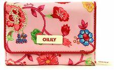 Oilily Classic Ivy S Wallet Geldbörse Geldbeutel Portemonnaie Light Rose Rosa