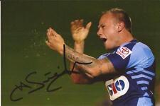 New South Wales Origin Under 20's * Harry Siejka Signed 6x4 Action Photo+Coa
