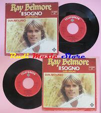 LP 45 7'' RAY BELMORE Il sogno San antonio 1980 germany TELEFUNKEN cd mc dvd