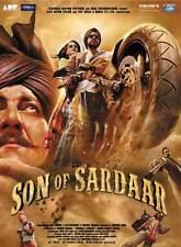 Son Of Sardaar / Son Of Sardar (2012) Bollywood Movie DVD With English Subtitles