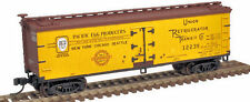 Atlas N Scale 40' Wood Reefer - Pacific Cooperative