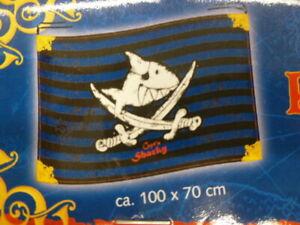 +++ Piratenflagge Capt'n Sharky ; Die Spiegelburg 13447 +++