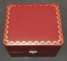 Jewelry & Watches 100% Original Cartier Used Inner Watch Box Only Watches, Parts & Accessories