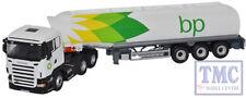 SHL01TK Oxford Diecast 1:76 Scale OO Gauge BP Tanker Scania