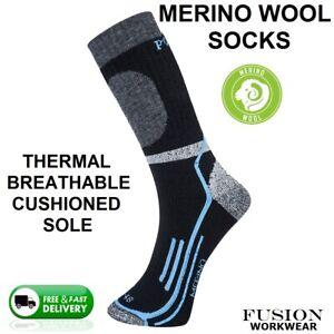 MERINO WOOL HIKING SOCKS, WORK SOCKS, WOOL, HIKING BOOT SOCKS, THERMAL SOCKS,
