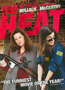 The Heat (DVD, 2013)