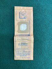 Genuine Kirby Micron Magic Vacuum Bags for Models G4 and G5 --1 Bag & 1 Belt