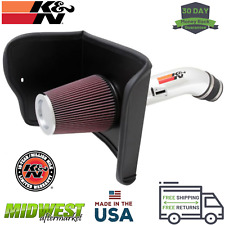 K&N Cold Air Intake System 77-9036KP For 2012-2018 Toyota Tundra 5.7L V8