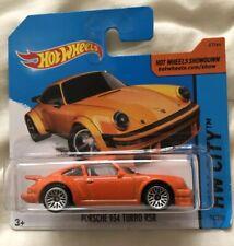 Hot Wheels Orange Porsche 934 Turbo RSR