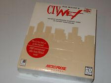 Sid MEIER'S CIVNET von Microprose für Windows 3.1 95 CD-ROM PC BIG BOX NEU versiegelt