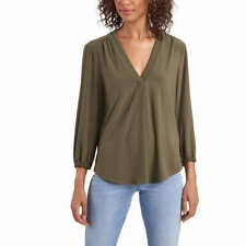 Two by Vince Camuto Ladies' V-Neck Top