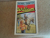 SWEET WILLIAM by Richmal Crompton Paperback +Illustrated by Thomas Henry (18)