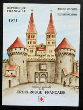 Sello FRANCIA / FRENCH stamp - Yvert Tellier Carnet Cruz Rojo nº2020 (Cyn25) H