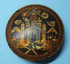 More details for a rare masonic georgian box circa 1800- 1820