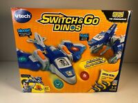 Rare VTech Switch & Go Dinos Span The Spinosaurus - Dino Toy NEW in Box A10