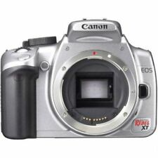 Canon Rebel XT 8.0MP DSLR Camera Body Silver 0206B001 FREE SHIPPING