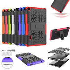 Shockproof Defender Case, Rugged Armor Cover Shock Slip Proof Grenade For Tablet