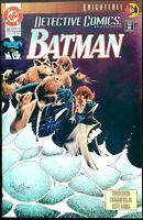 DETECTIVE COMICS #663 NM KNIGHTFALL Part 10 Scarface Mayor Krol Bane DC 1993