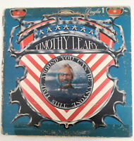 Timothy Leary You Can Be Anyone This Time Around 1970 LP Psychedelic RARE!