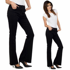Unbranded Cotton Coloured Bootcut Jeans for Women