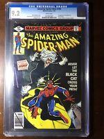 Amazing Spider-Man #194 (1979) - 1st Black Cat!! - CGC 9.2 - White Pages! - Key!