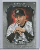 2003 DONRUSS DIAMOND KINGS DEREK JETER #2 NEW YORK YANKEES HALL OF FAME HOF