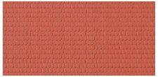 Auhagen 52216 H0/TT Dachplatten Biberschwanz Grundpreis:112,50 EUR pro 1qm NEU