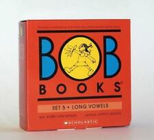 BOB Books Set 5: Long Vowels: By Maslen, J, Maslen, J., Maslen, John