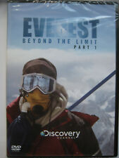 Everest - Beyond The Limit Part 1 (DVD, 2007) Discovery Channel NEW SEALED PAL