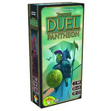 7 Wonders: Duel Pantheon Expansion Card Game - New