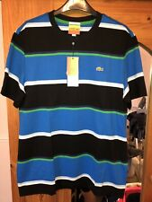 Lacoste Live L!VE x Opening Ceremony Unisex Striped T Shirt Size Large Mens
