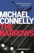 MICHAEL CONNELLY ____ THE NARROWS ____ BRAND NEW  __ B FORMAT ___ FREEPOST UK