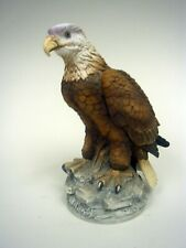 Bald Eagle Sculpture by Andrea by Sadek - Signed