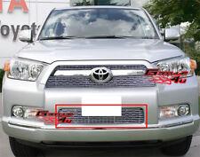 Fits Toyota 4Runner Bumper Billet Grille Insert 10-11 2011