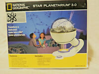 National Geographic Star Planetarium 3.0 With CD ~ TESTED WORKS