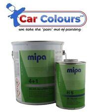 MIPA 4 + 1 Acrylfiller High Build Primer 4L  Activator H5 1L 2k 2 pack 4+1