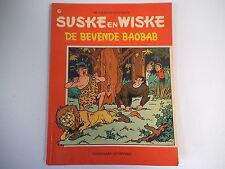 SUSKE EN WISKE 152. De bevende baobab 1974 EERSTE DRUK